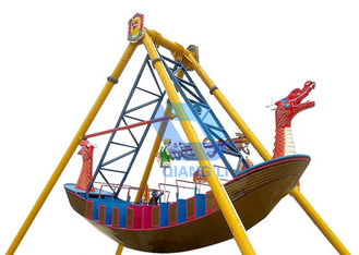 China Kids Outdoor Sea Dragon Amusement Ride , Customized Pirate Ship Fair Ride factory