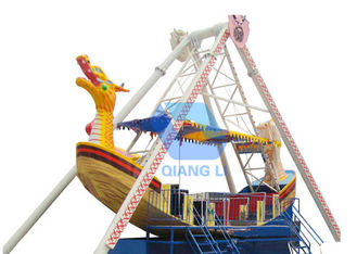 China Attraction Park Pirate Ship Ride 24 Seats Children Game Color Customized factory