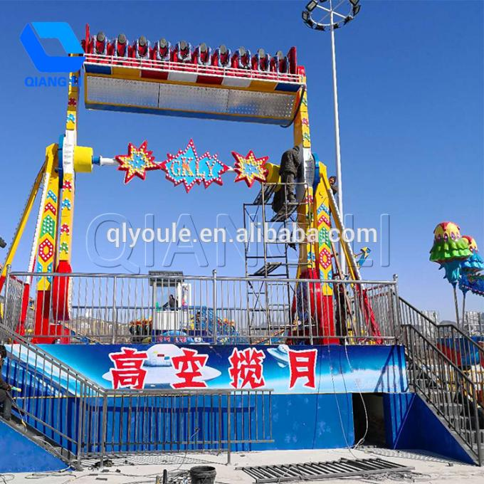 2019 thrilling rides outdoor top spin ride for sale